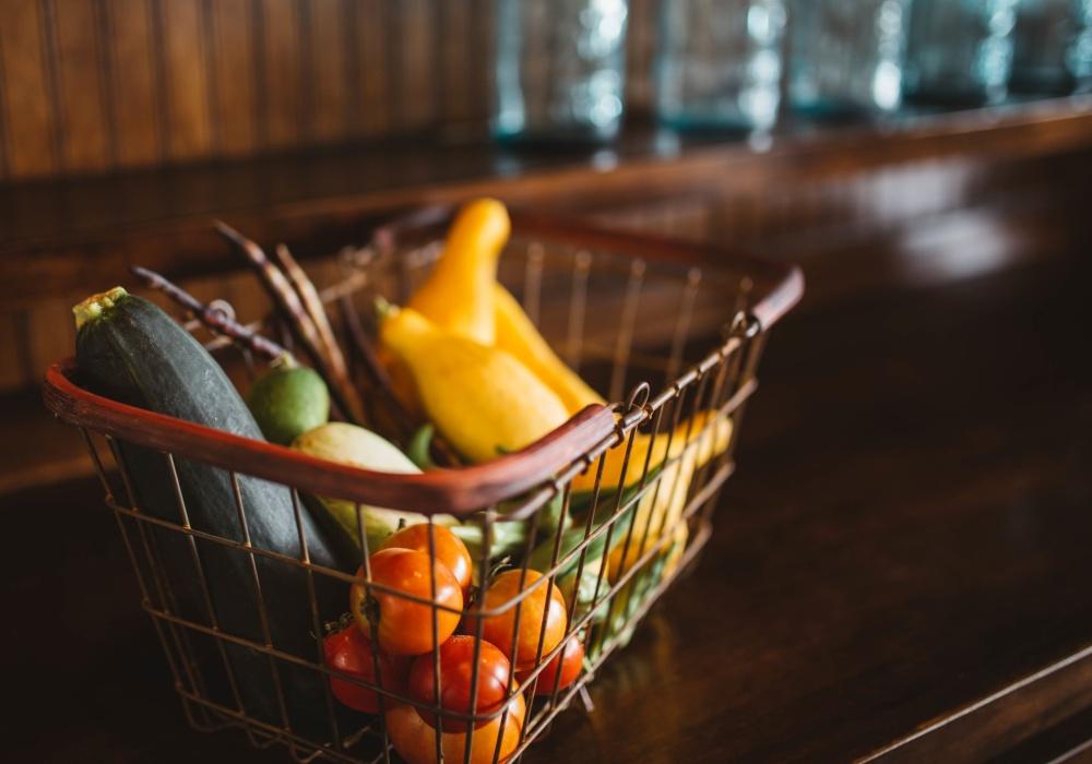 Market Fruit Basket